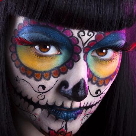 Face Art Masks