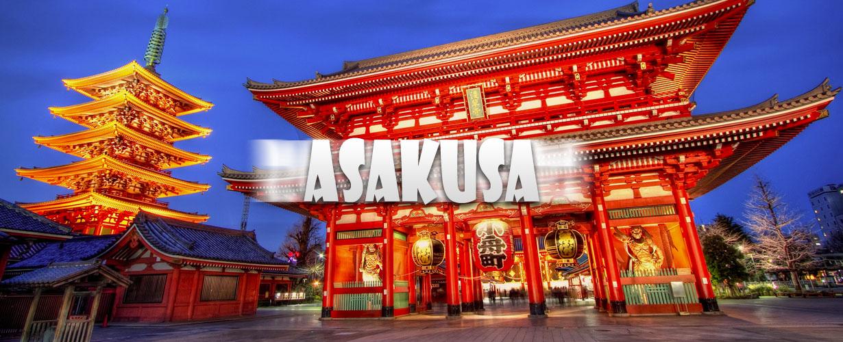 Asakusa cover photo