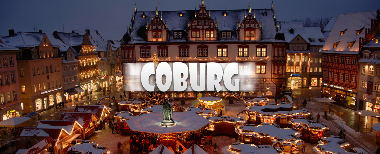 Coburg city photo cover