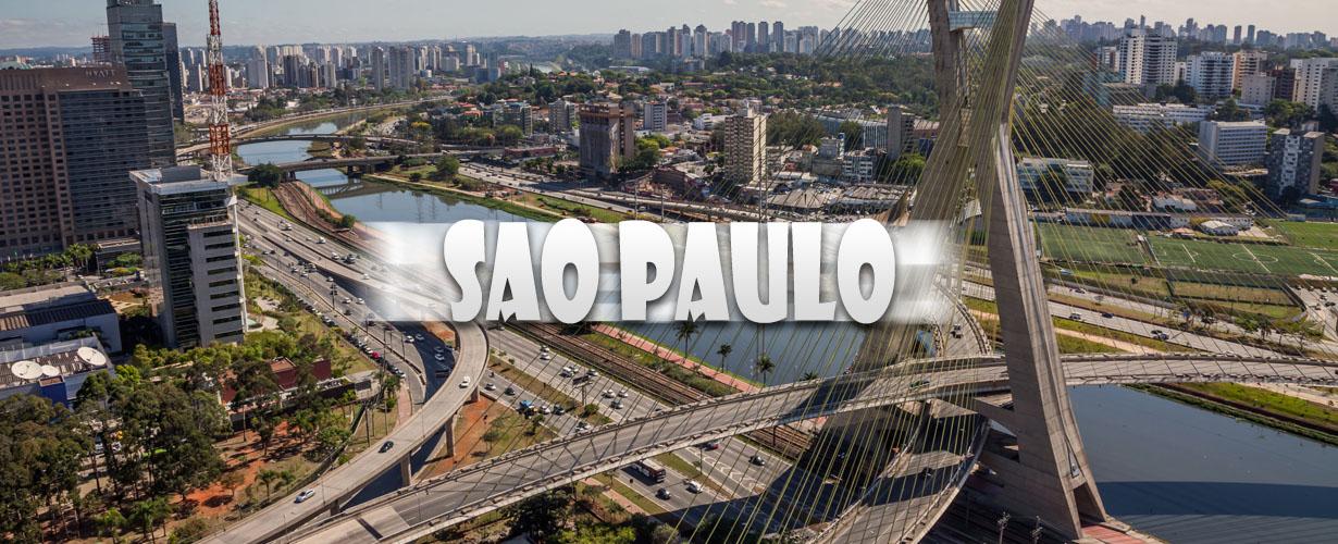 Sao Paulo Cover