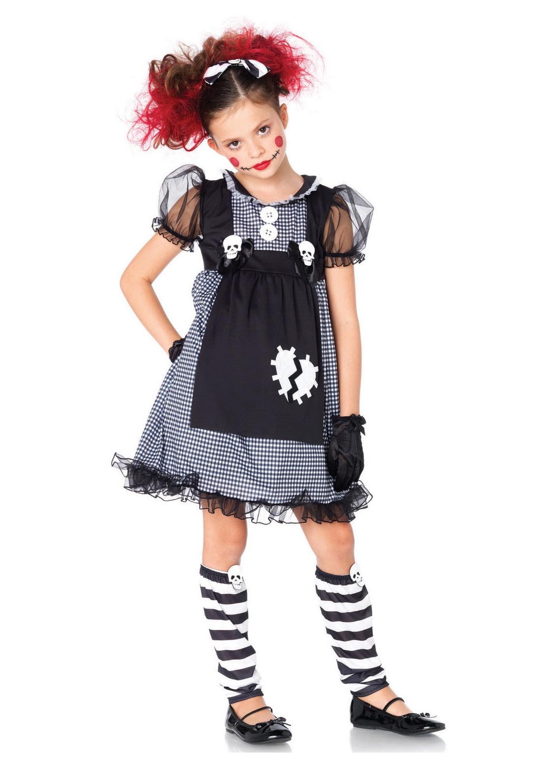 Dark Dollie Child Costume