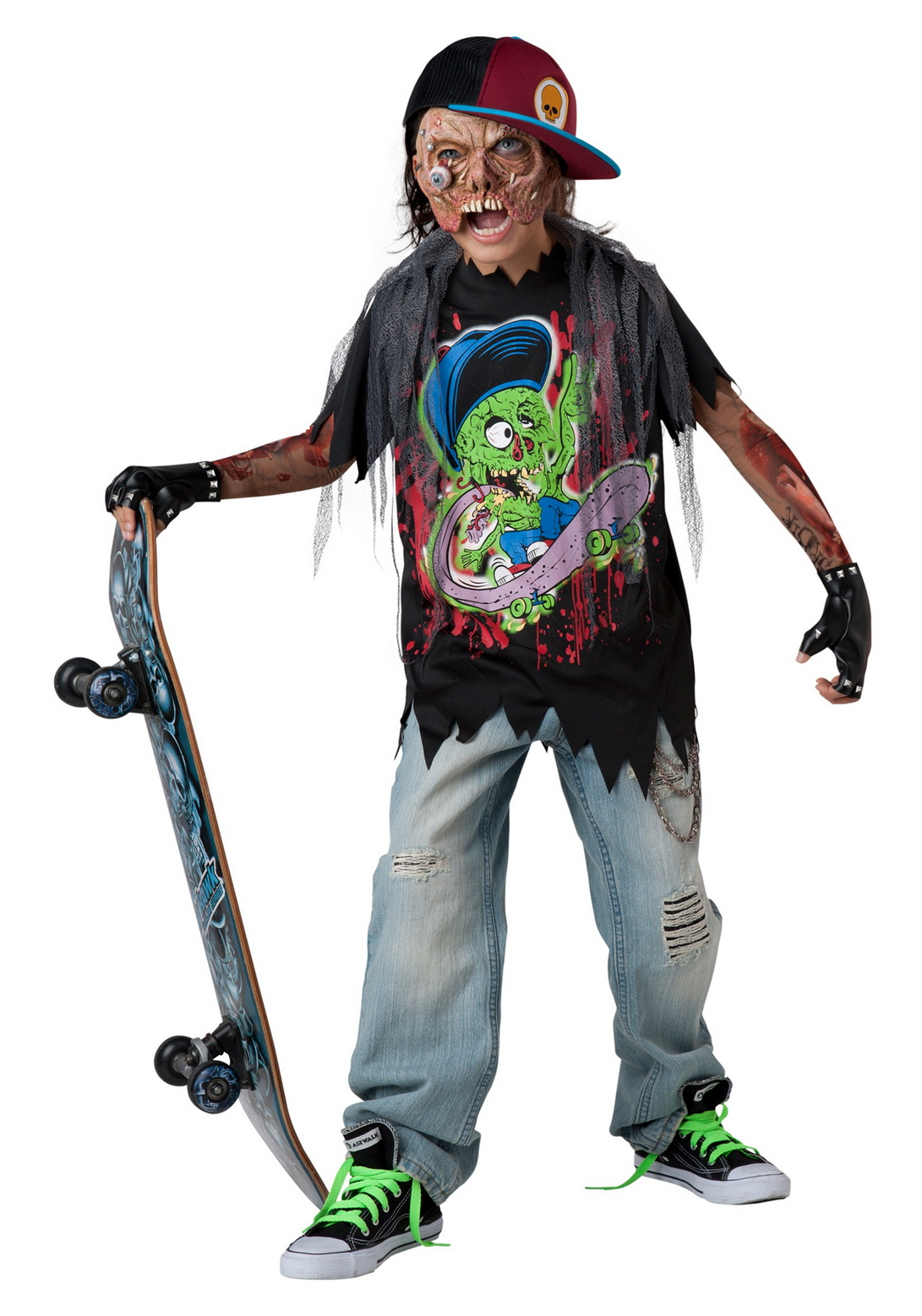 Zombie Sakte Child Costume