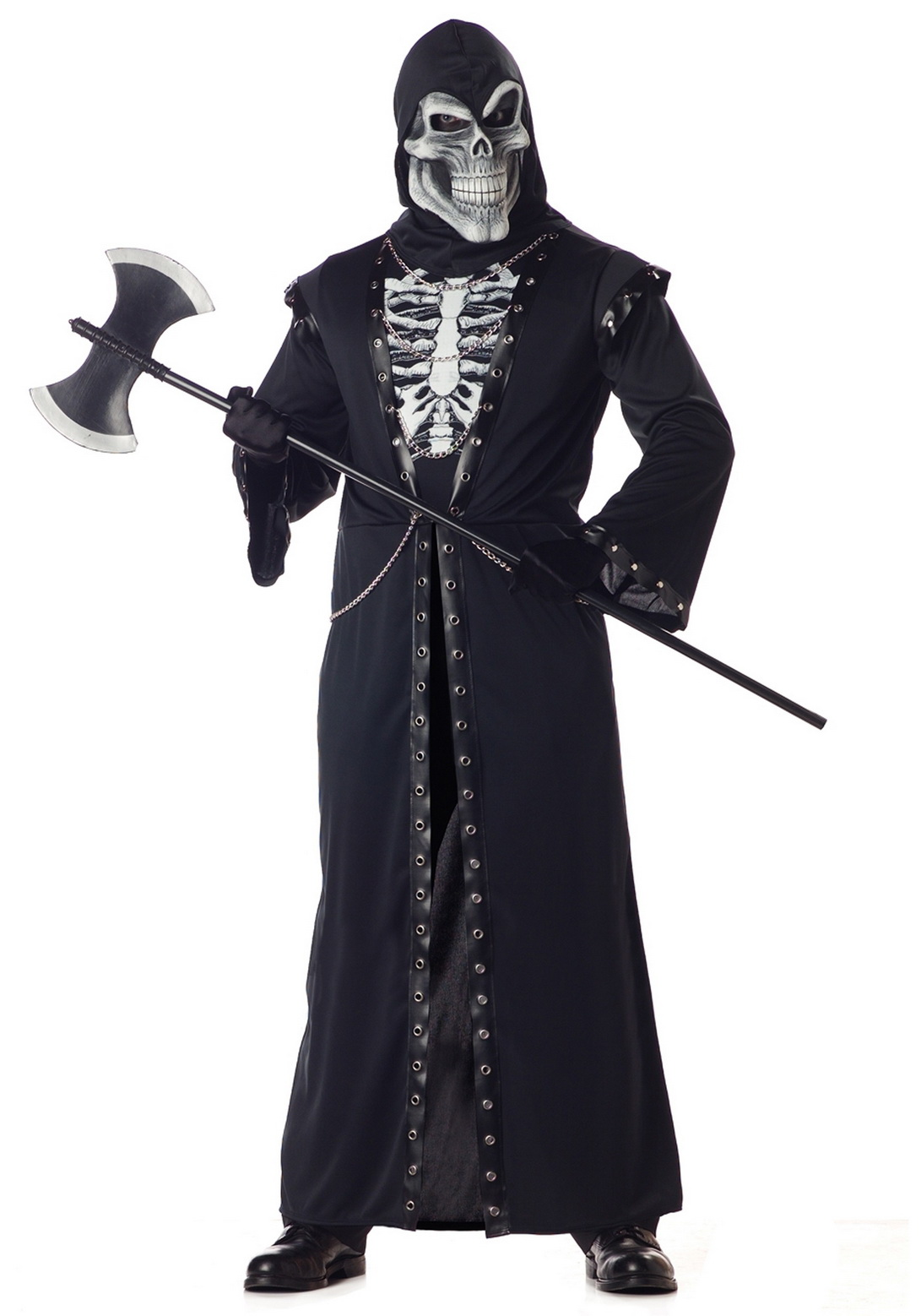 Crypt Master Costume Male