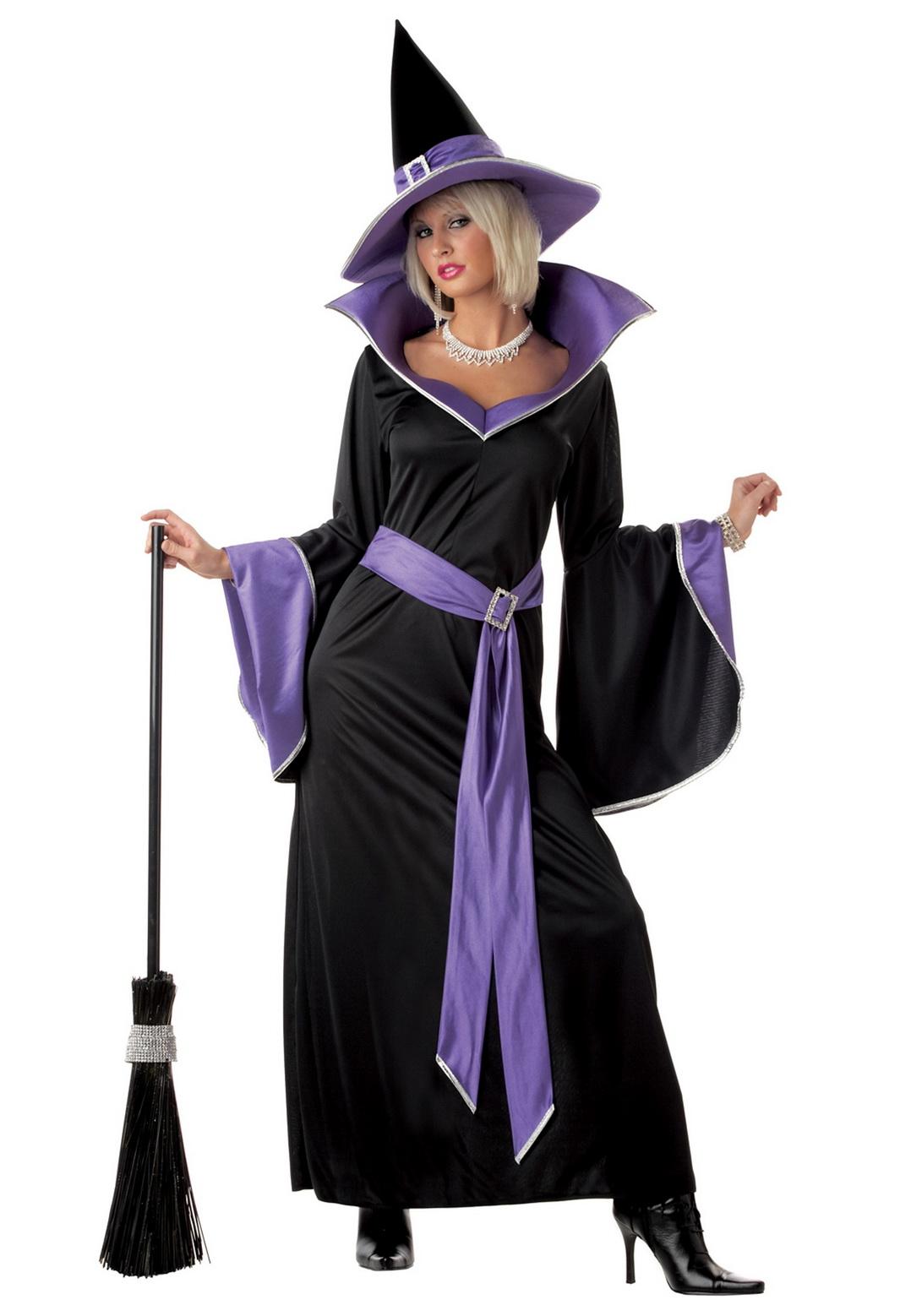 Adult Glamour Witch Incantasia Costume
