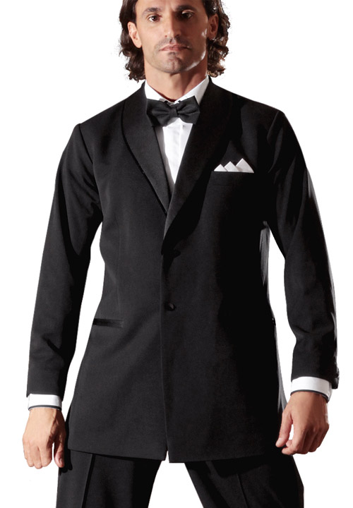Suit for ballroom dancing