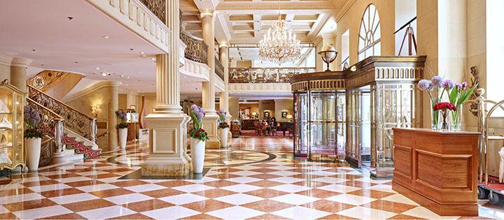 Grand Hotel Wien Hall