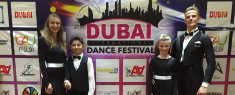 Dance For You at Dubai International Dance Festival 2015