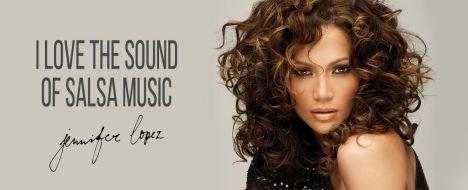 Dancing with Jennifer Lopez