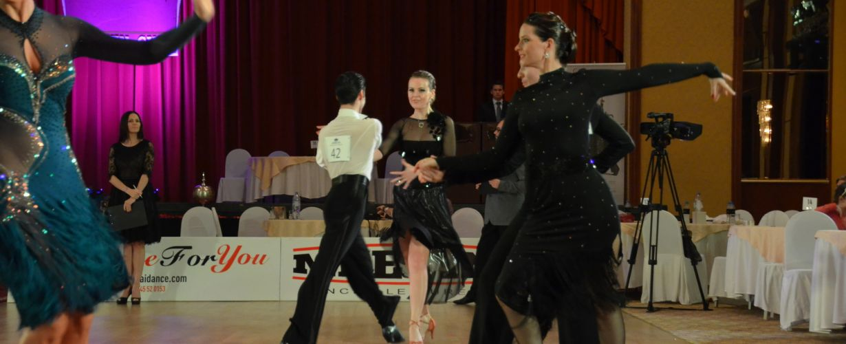 The Crown Cup Dubai 2015: Ballroom Dance Championship
