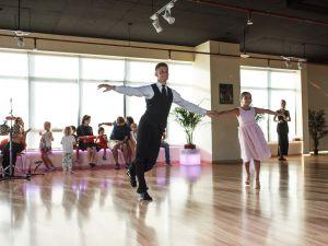 dubai gala evening kids dance