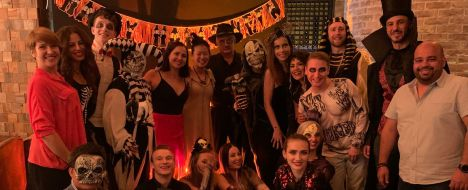 Halloween 2019, in a Dancing Way and More…)