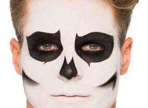 male-halloween-black-white-makeup
